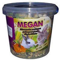 Megan NATURA-lny pokarm dla królików 1L [ME38]