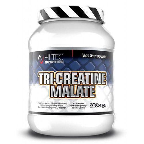 HI-TEC Tri-Creatine-Malate - 200caps