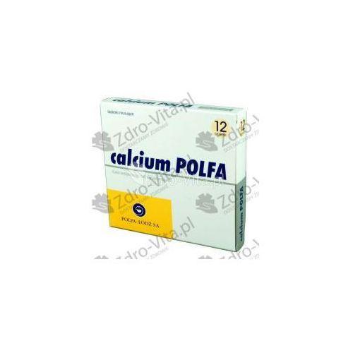 Calcium Polfa tabl.mus. 0,2 g Ca2+ 12 tabl. (5909990487219)