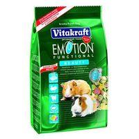 Vitakraft emotion beauty - pokarm dla świnki morskiej 600g (4008239256010)