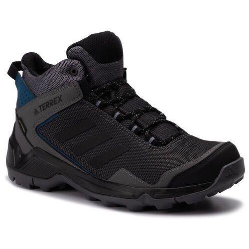 Adidas Buty - terrex eastrail mid gtx gore-tex f36759 grefou/cblack/grethr