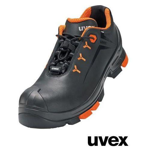 Półbuty Ochronne UVEX BUVEXPS3-TWO BP 35-52 43 Czarny/Pomarańczowy, kolor czarny
