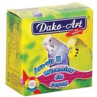 Dako-art ara-vit ii - witaminy dla papug 35g (5906554351054)