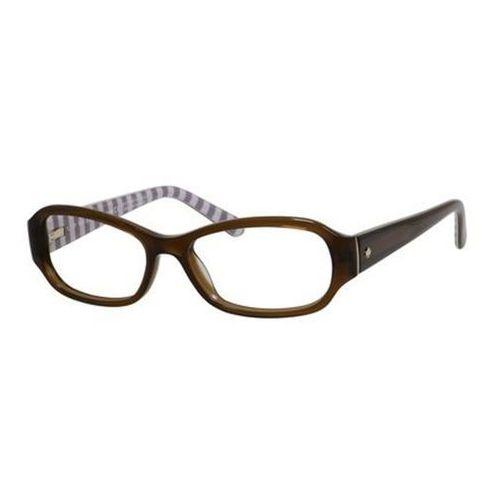 Kate spade Okulary korekcyjne karly 02a3 00