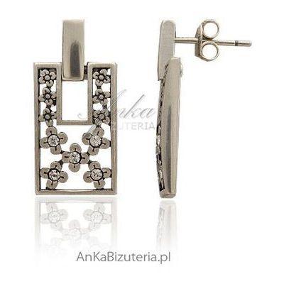 Kolczyki AnKa Biżuteria AnKa Biżuteria