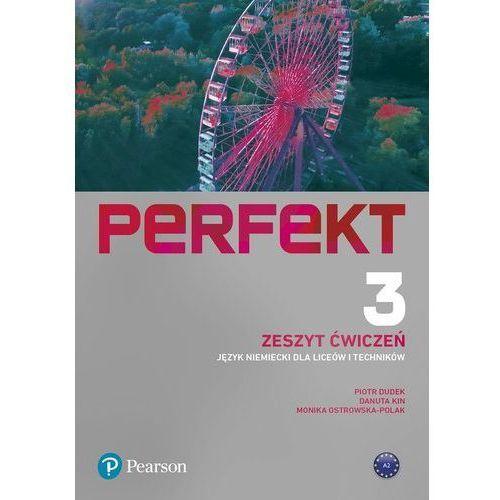 Perfekt 3 Język Niemiecki Liceum I Technikum Zeszyt Ćwiczeń - Praca Zbiorowa (9788378826293)