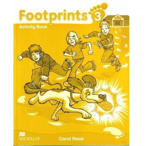 Footprints 3 WB MACMILLAN - Carol Read, oprawa miękka