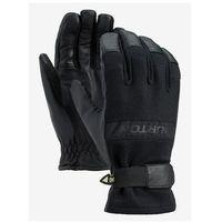 rękawice BURTON - Daily Leather Glv True Black (001)