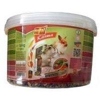 Vitapol pokarm 2w1 warzywno-owocowy dla królika i chomika 1,6kg