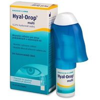 Krople do oczu Hyal-Drop Multi 10 ml (4049649000060)