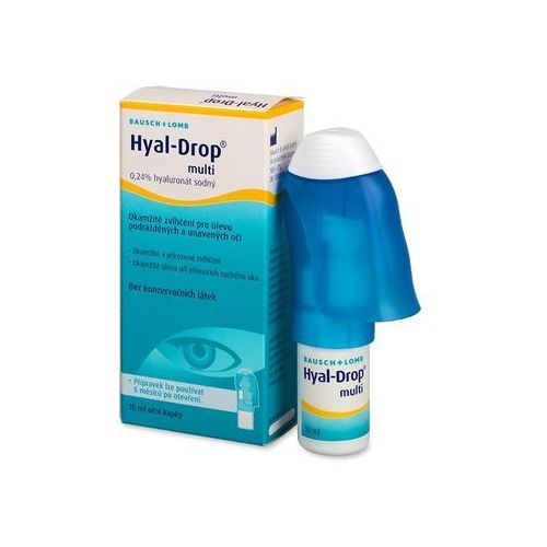Krople do oczu Hyal-Drop Multi 10 ml (4049649000060)