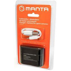 Ładowarki do kamer cyfrowych  MANTA
