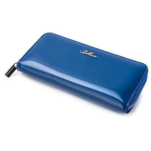 251b599596129 Portfel damski skórzany bellucci niebieski (Franco Bellucci) - sklep ...