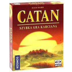 Catan: szybka gra karciana marki Galakta
