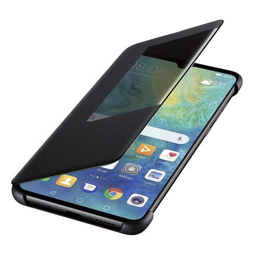 Etui HUAWEI Smart View Flip Cover do Huawei Mate 20 Czarny (6901443251315)