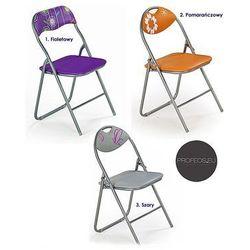 Krzesełko dla Dziecka Foxi -3 kolory / Gwarancja 24m / NAJTAŃSZA WYSYŁKA!, OPT14549