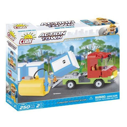Septic truck 250kl. - ACTION TOWN
