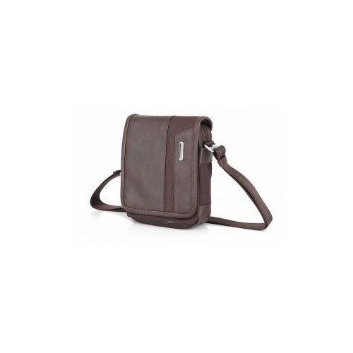 torba na ramię podręczna typu messenger kolekcja panama materiał nylon 840 d + pvc marki Roncato