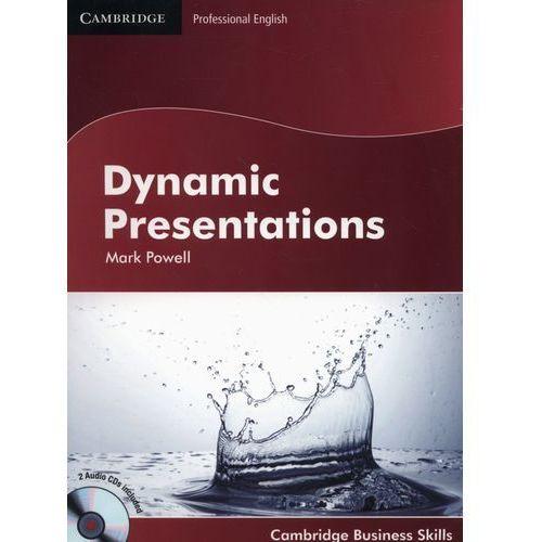 CBS Dynamic Presentations Student's Book (podręcznik) with Audio CDs (2) (lp), Powell Mark