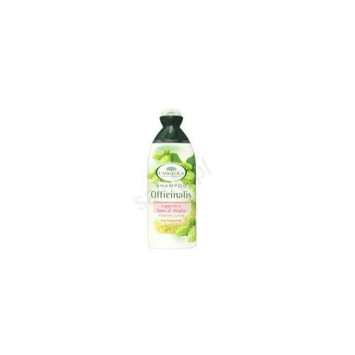 Naturalny szampon do włosów - chmiel i nasiona prosa L'angelica