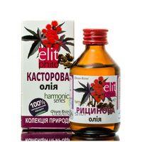 Olej Rycynowy, 100% Naturalny, Elit phito 200 ml