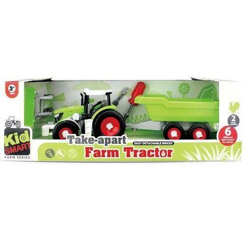 Traktor z przyczepą do skręcania - darmowa dostawa od 250 zł!! marki Askato