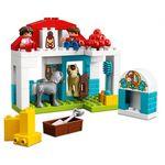 Lego DUPLO Stajnia z kucykami farm pony stable 10868