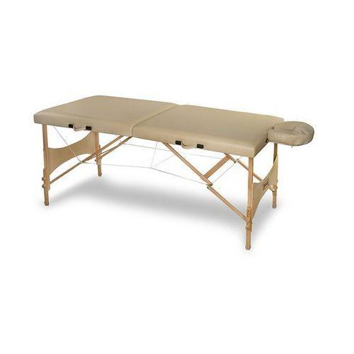 Juventas Stół do masażu przenośny academic i podgłówek prosty