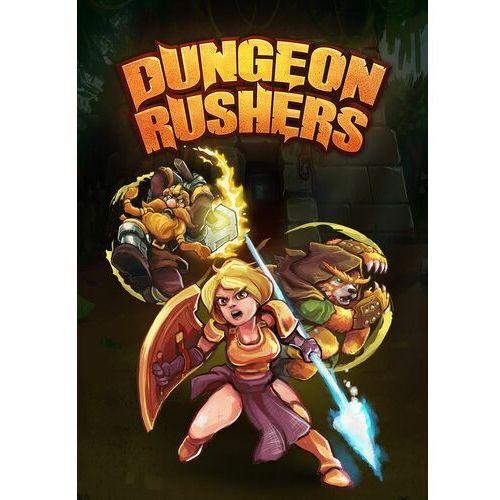 Dungeon Rushers - K00614- Zamów do 16:00, wysyłka kurierem tego samego dnia!