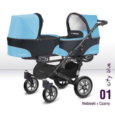Wózki wielofunkcyjne BABY ACTIVE BOBO RAJ