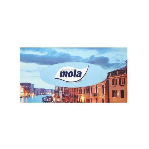 Metsa tissue Chusteczki kosmetyczne mola 2 warstwowe (120 sztuk)