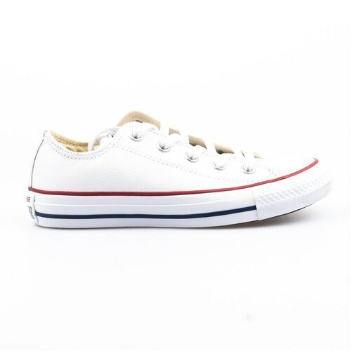 Converse Chuck taylor all star leather white (white) rozmiar: 44