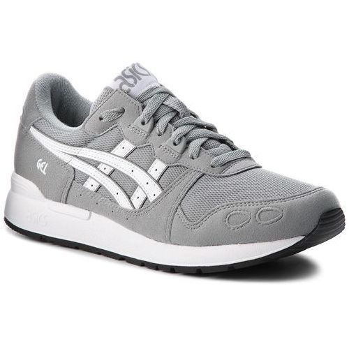 Sneakersy ASICS - TIGER Gel-Lyte 1193A026 Stone Grey/White, kolor szary