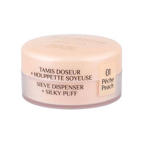 Loose powder puder 32 g dla kobiet 01 peach Bourjois paris - Ekstra oferta