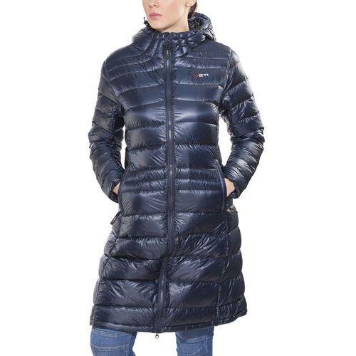 Yeti FAITH Płaszcz puchowy blue, w 5 rozmiarach