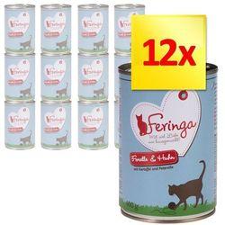 Karmy i przysmaki dla kotów  Feringa