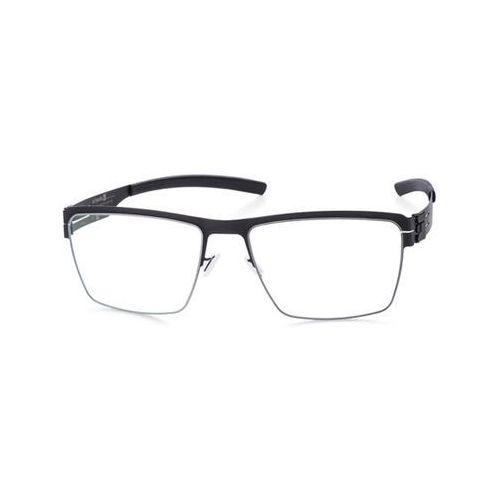 Ic! berlin Okulary korekcyjne m1354 francois s. black