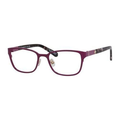 Okulary korekcyjne ninette 0jcq 00 Kate spade