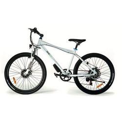 Rower elektryczny terra 28 biały marki Trybeco