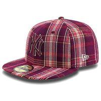 czapka z daszkiem NEW ERA - Plaider New York Yankees (FWH1388)