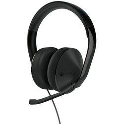 zestaw słuchawkowy xbox one stereo headset marki Microsoft