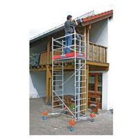 Rusztowanie aluminiowe, 1. dodatkowe piętro