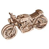 Drewniany zestaw mechaniczny cafe racer marki Wooden city