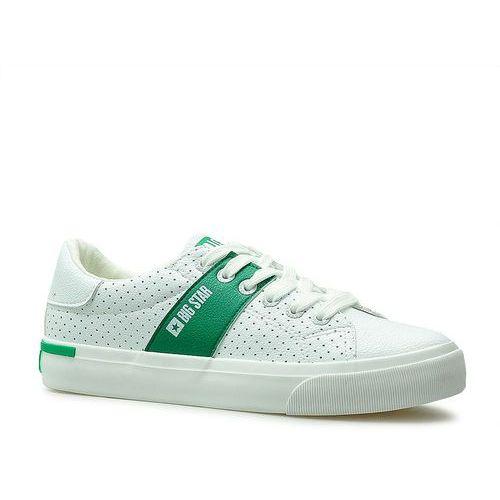 Sneakersy DD274A125 White, w 6 rozmiarach (Big Star)