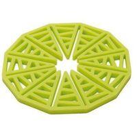MELICONI Isoland Zielona podstawka silikonowa pod garnek