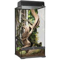 terrarium szklane wysokie małe 45x45x90 cm marki Exo terra