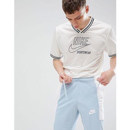 e55abe495 Archive woven t-shirt in white ah0717-133 - white (Nike) - sklep ...