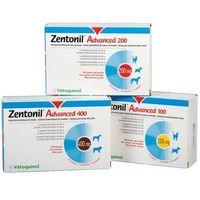 Zentonil advanced 200 mg 30 tabl. marki Vetoquinol
