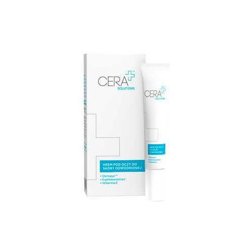 Cera+ solutions krem pod oczy do skóry odwodnionej 15ml Synoptis pharma
