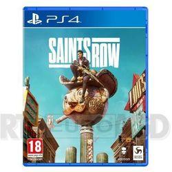 Deep silver Saints row edycja premierowa gra playstation 4 koch media
